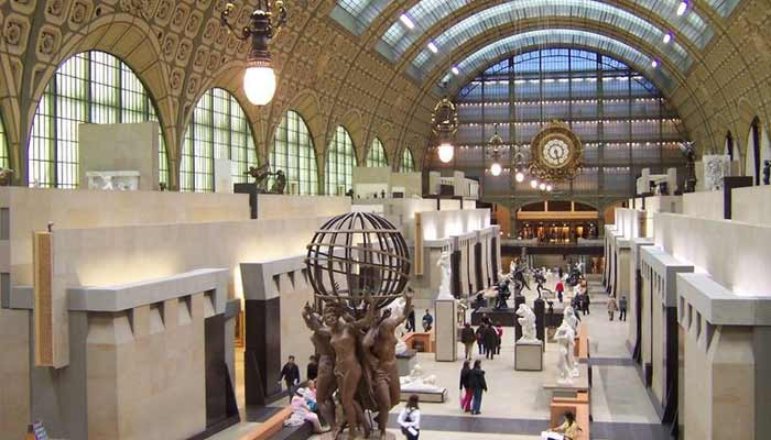 Spend An Afternoon At The Musée d'Orsay