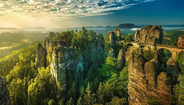 Things To Do In Czech Republic - In the lap of nature at Bohemian Switzerland