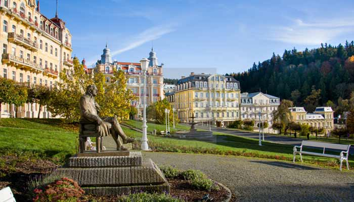 Best places to visit In Czech Republic - Relax at Marienbad