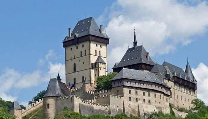 Things To Do In Czech Republic - The Royal s at Karlstejn Castle