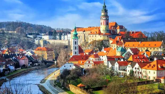 Things To Do In Czech Republic - The happening town of Cesky Krumlov