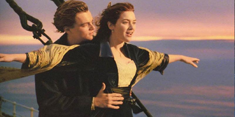 Titanic Movie, Top Earning Romantic Movie