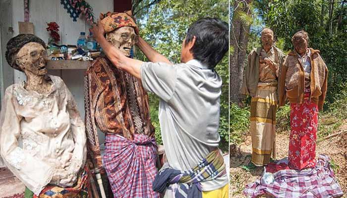 Toraja (Indonesia) ceremony