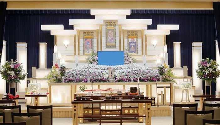 Traditional Otsuya (Japan)