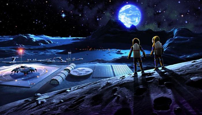 Travel through space