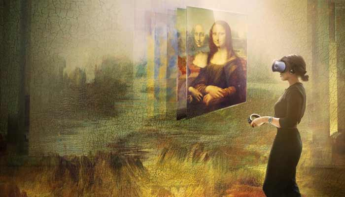 Visit The Mona Lisa At The Louvre