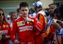 Charles Leclerc's Ferrari deal