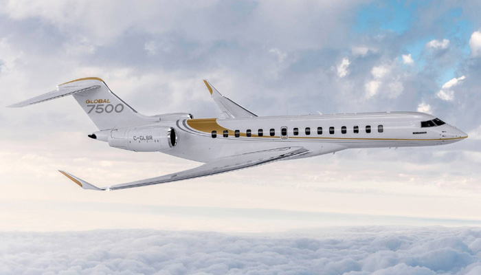 Expensive private jets in the world