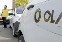 ola attacks uber