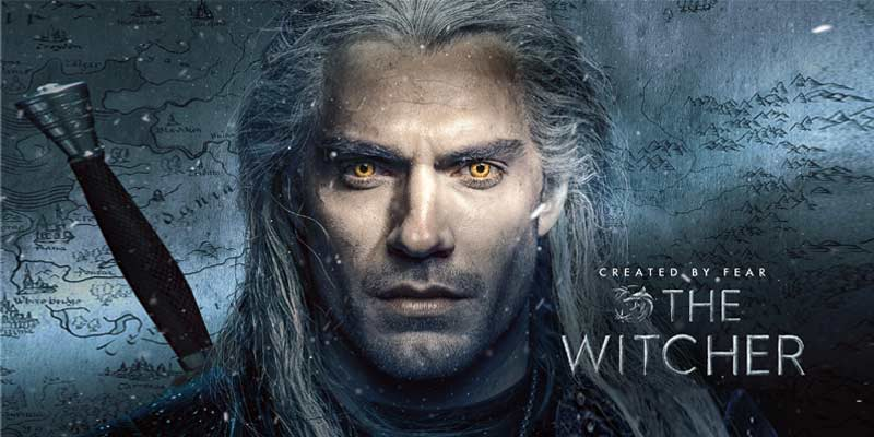 the witcher netflix release date, Netflix series December 2019