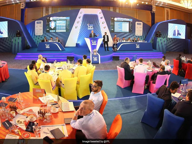 unsold players in IPL 2020 auction