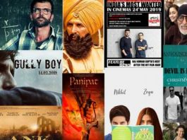 best Bollywood movies 2019