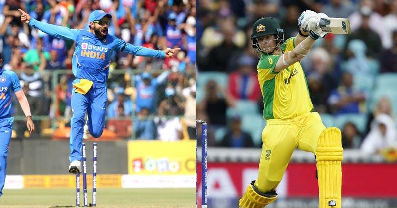 Australia's tour of India 2020