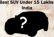 Best SUV Under 15 Lakhs In India