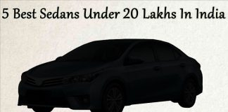 Best Sedans Under 20 Lakhs In India