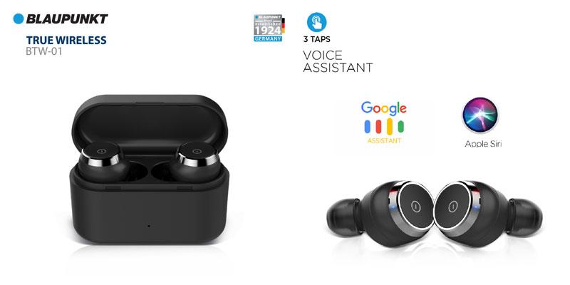 Blaupunkt BTW01 Wireless Earbuds