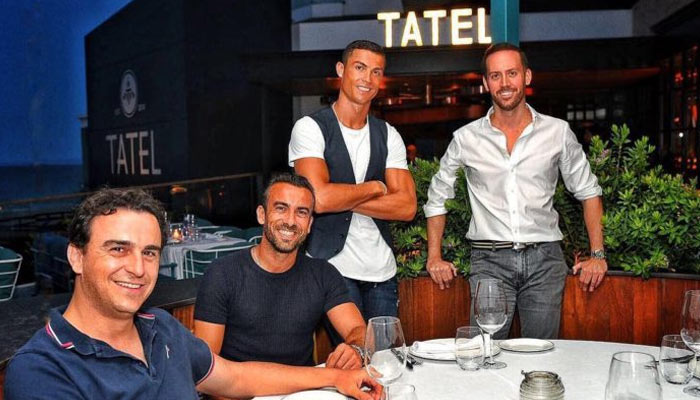 CR7 Restaurant chain - Tatel