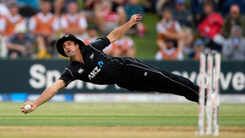 Colin de Grandhomme cricket