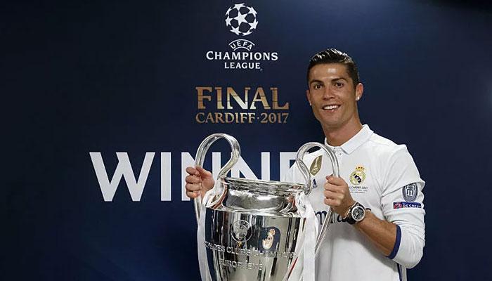 Cristiano Ronaldo Titles