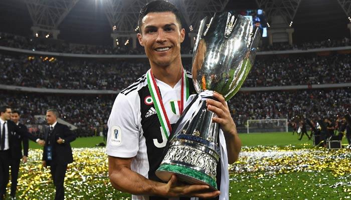 Cristiano Ronaldo at Juventus Turin