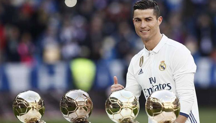 Cristiano Ronaldo career