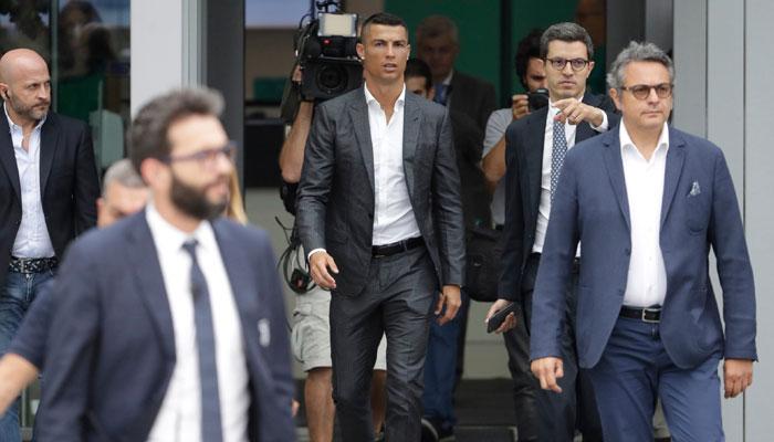 Cristiano Ronaldo tax scandal