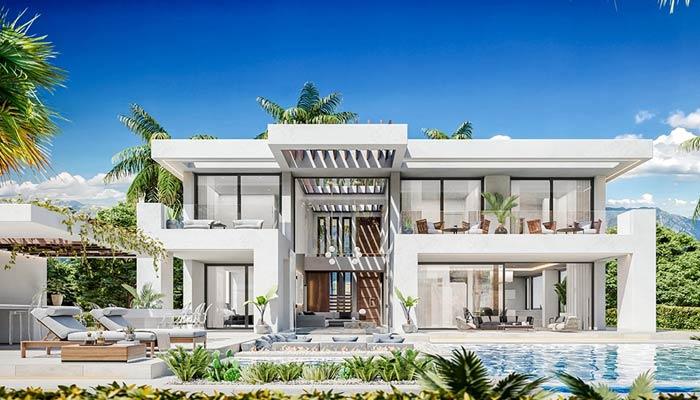 Cristiaono Ronaldo house