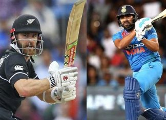 India vs NZ 3rd T20 2020 - Kane Williamson And Rohit Sharma