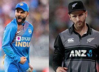 India vs New Zealand 3rd T20