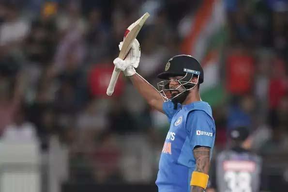 India vs New Zealand 3rd T20 - Kl Rahul