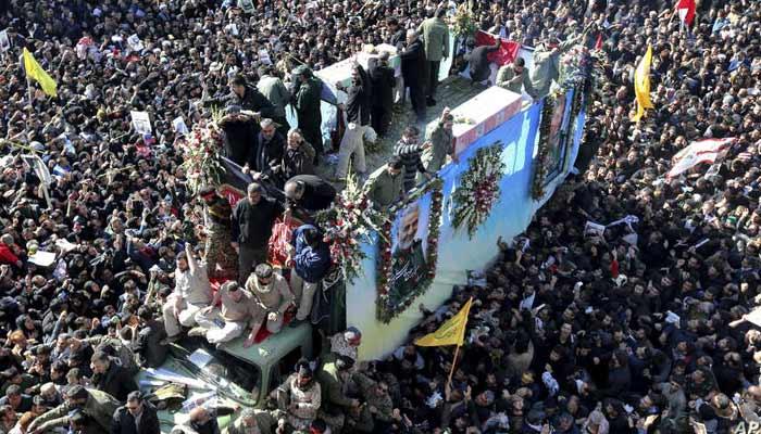 Iran movement towards WW3