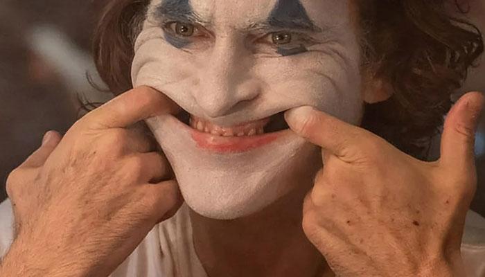 Joaquin Phoenix In a Still From Joker