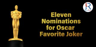 Joker Oscar Nominations 2020
