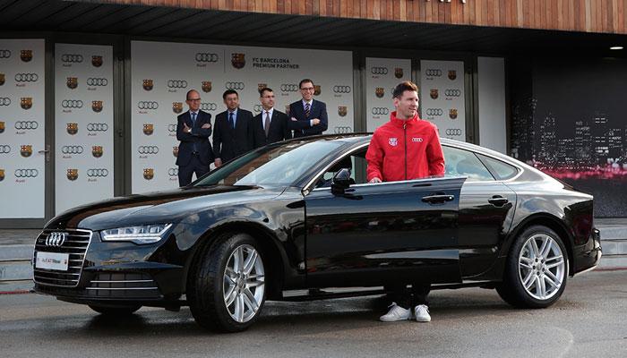 Lionel Messi cars