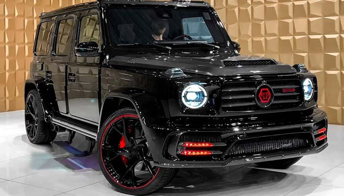 Mercedes G wagon of 2020