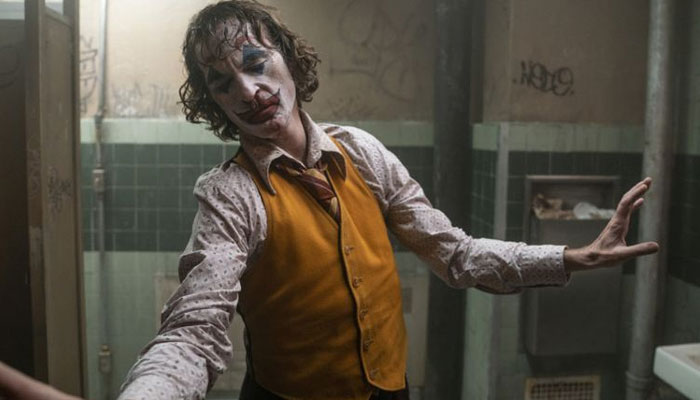 Movie Review The Joker