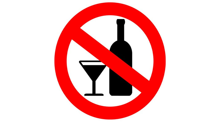 No Alcohol in Maldives