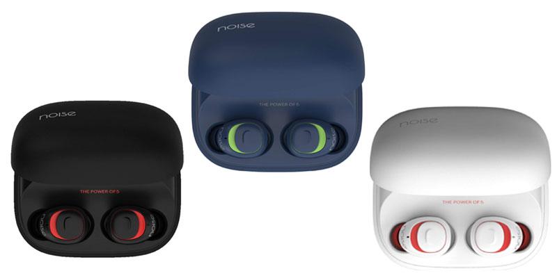 Noise Shots X5, Wireless Earbuds Below 5000