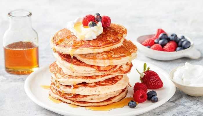 Pancake Without Egg