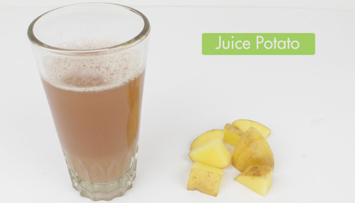 Potato Juice for stretch marks during pregnancy
