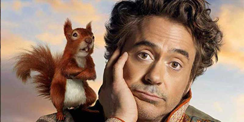 Robert Downey Doctor Do Little