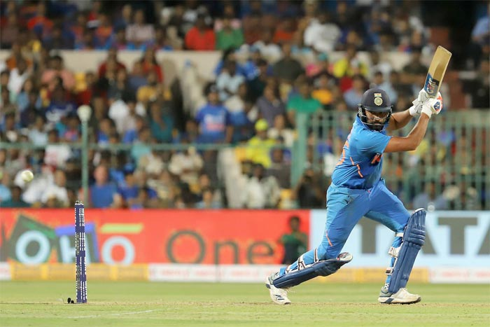 Rohit Sharma Australia's tour of India 2020