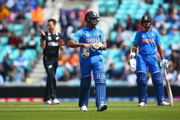 Rohit Sharma vs New Zealand 2020