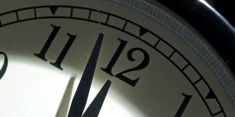 Scientists Announce the Doomsday Clock,End of the World
