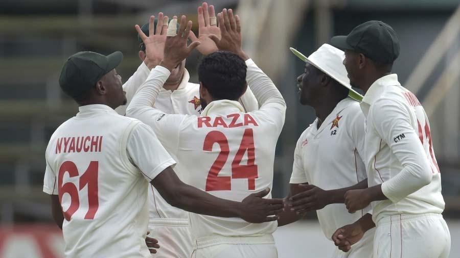 Sikandar Raza vs Sri Lanka
