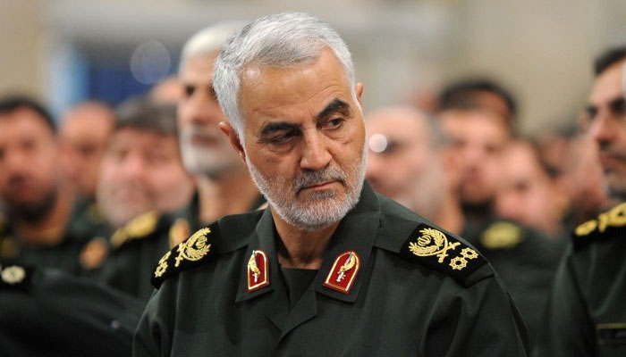 Soleimani role in World war 3