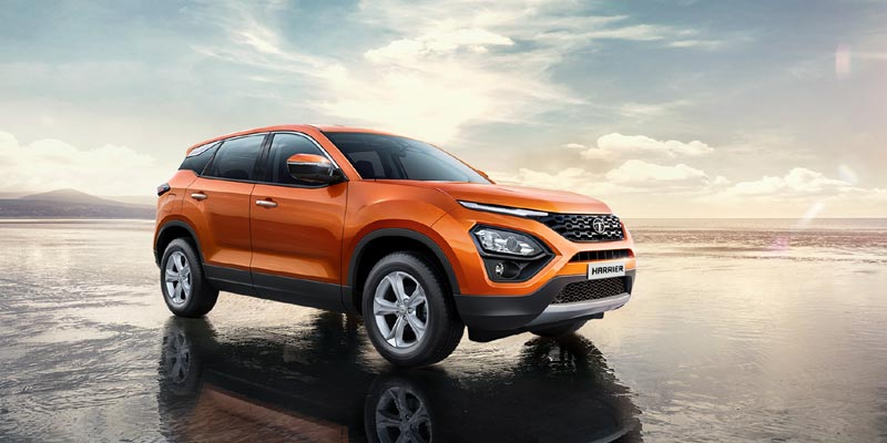 TATA Harrier, Top Cars Below 15 Lakhs In India