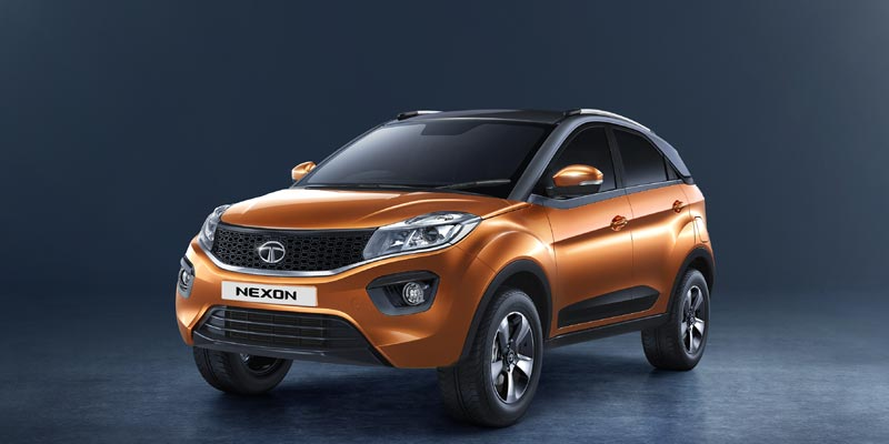 TATA Nexon, 5 Best SUV Under 15 Lakhs In 2020