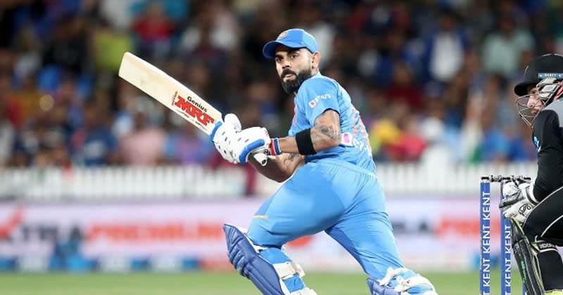 The Incredible Captaincy Feat Virat Kohli Has Overtaken Dhoni With