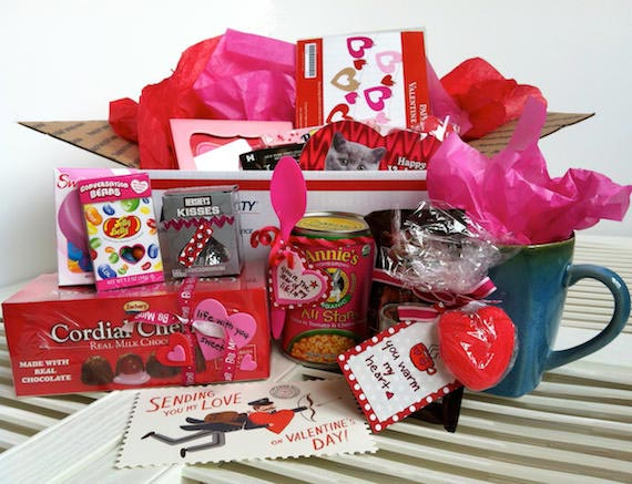 Valentine's Day gifts- Love Package